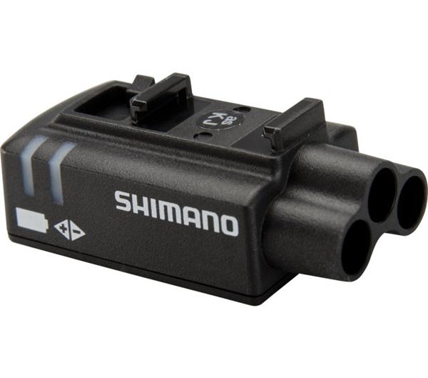 Shimano Di2 Kabelverteiler SM-EW90-A Junction Box mit 3 Ports