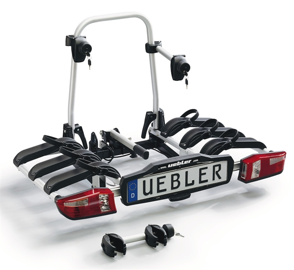 Uebler P32 S Tow Bar Carrier for 3 Bikes