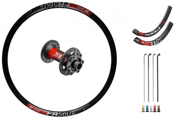 "DT Swiss 240s Disc IS Custom Vorderrad MTB 26"""