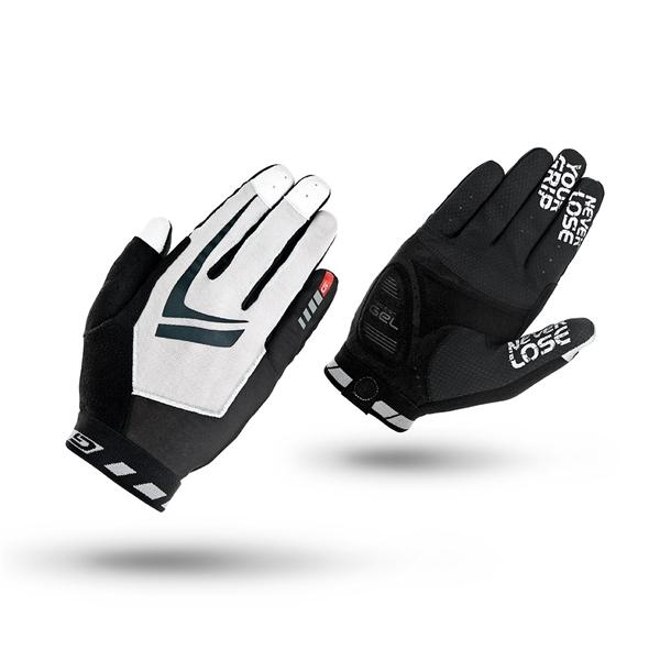 GripGrab Racing Handschuh schwarz