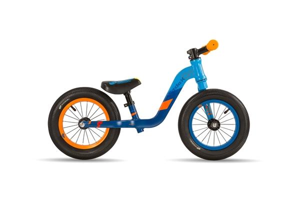 S´COOL pedeX 01 12'' blue/orange matt
