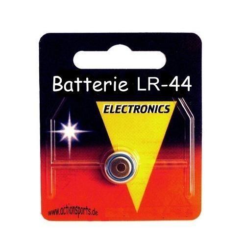 Batterie LR44 1,5V Knopfzelle