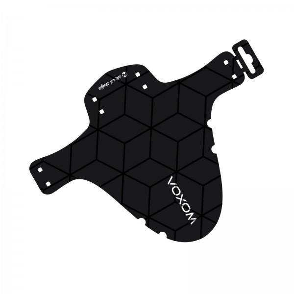 Voxom Schutzblech Fender VR vorne, schwarz