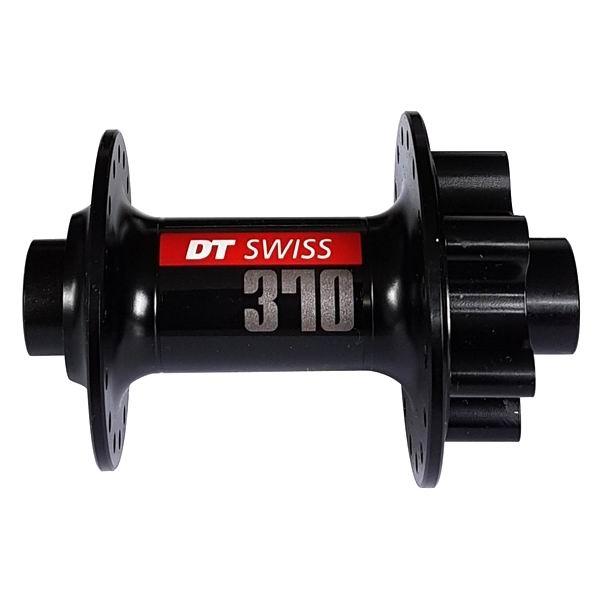 DT 370 IS disc VR 6Loch black