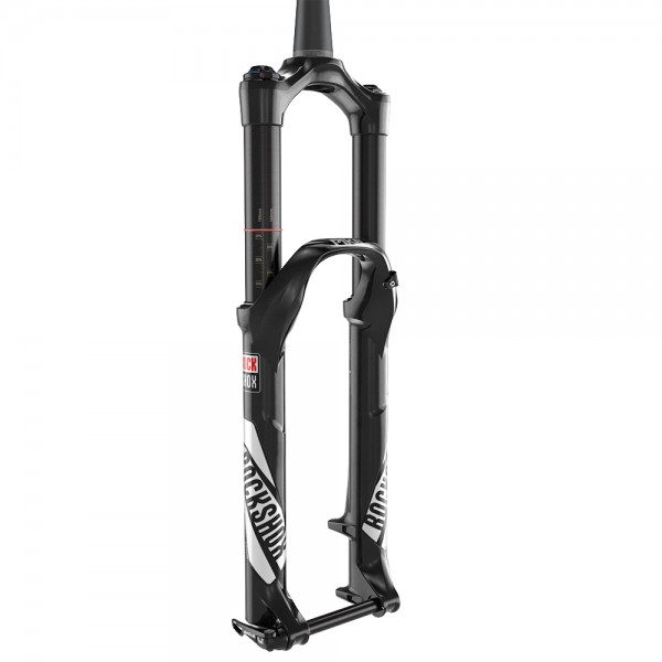 "Rock Shox Pike RCT3 26"" Solo Air - schwarz"