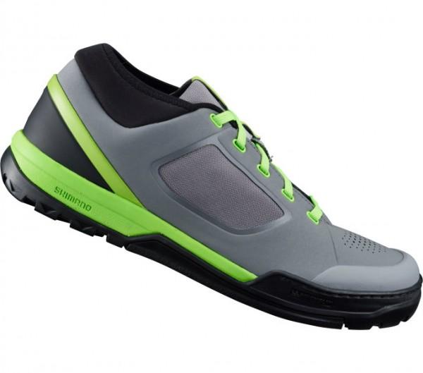Shimano SH-GR7 Flat pedal shoe grey green