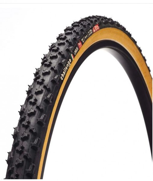 Challenge Limus black / brown - Cyclocross Tyre