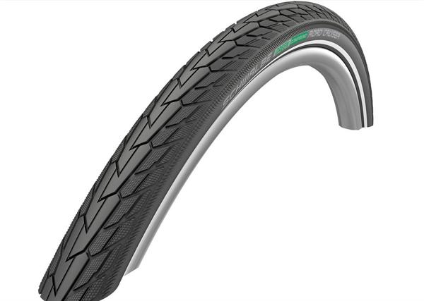 "Schwalbe Road Cruiser Tire Green Guard 16x1,75"" (11101256V)"