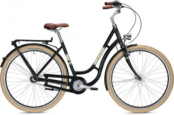 "Falter Classic Bike R 3.0 28 ""Black Glossy"