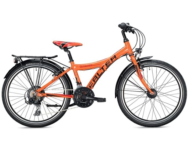 Falter FX 421 Pro 24 Zoll Y orange Kinderrad