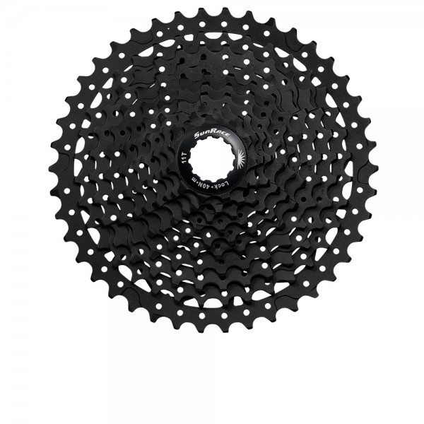 Sunrace Cassette CSMS3 10-speed 11-42 Black