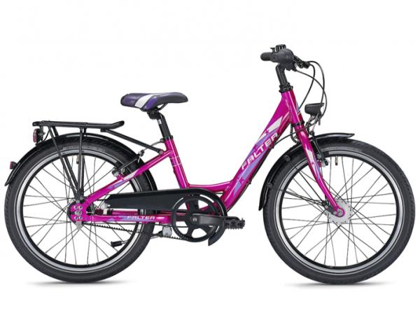 Falter FX 207 Pro 20 Zoll wave pink Kinderrad %