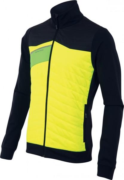 Pearl Izumi Flash Insulator Jacket screaming yellow/black %