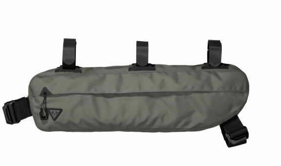 Topeak Midloader Bag green - 4,5 liters