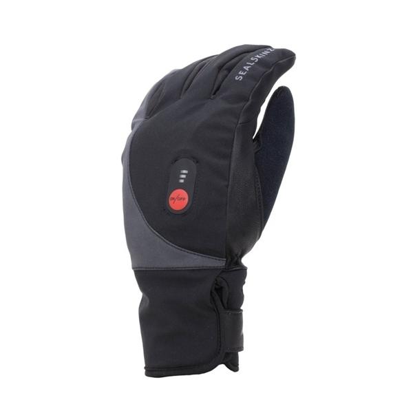 SealSkinz Handschuhe Heated schwarz