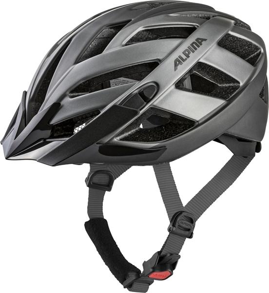 Alpina Panoma 2.0 LE Helmet darksilver-titanium
