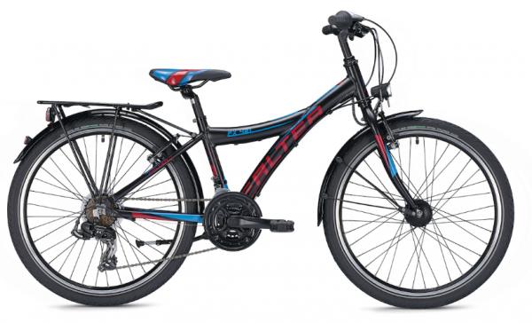 Falter FX 421 Pro 24 Zoll Y schwarz Kinderrad