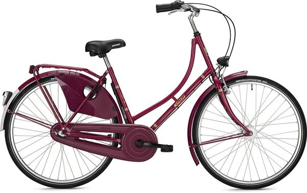 "Falter Classic Bike H 1.0 28"" glänzend, violett"