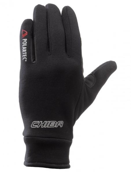 Chiba Kids Polartec Reflex Glove black %