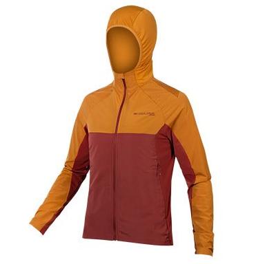 Endura MT500 longsleeve Thermo Shirt II nutmeg