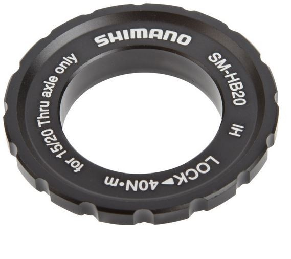 Shimano Center Lock Ring SM-HB20