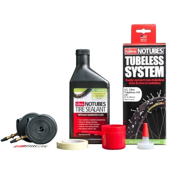 NoTubes Tubeless Kit Cross Country 29er Kit