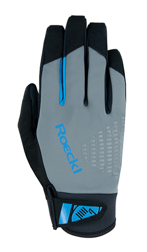 Roeckl Roen Windproof Gloves dark grey