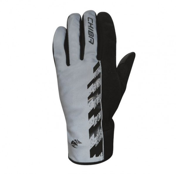 Chiba Pro Safety Glove grey reflex