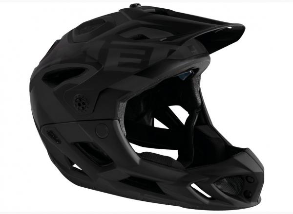 Met Parachute MTB-Helm full black
