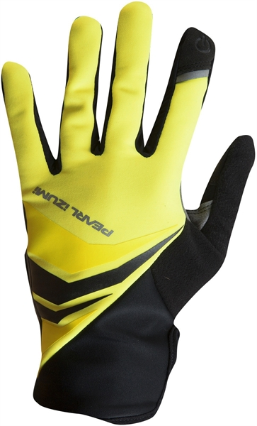 Pearl Izumi Cyclone Gel Glove screaming yellow