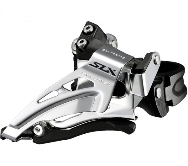 Shimano SLX front derailleur FD-M7025 2x11 Down Swing, Clamp-On low