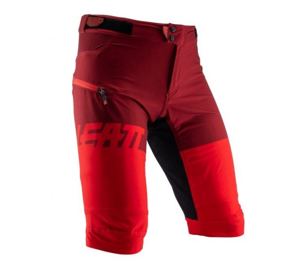 Leatt DBX 3.0 Shorts All Mountain ruby