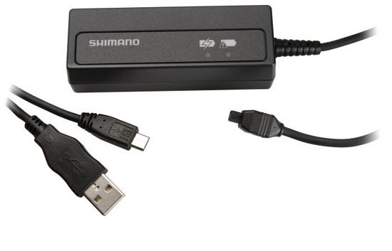 Shimano Di2 Ladegerät I-SMBCR2 für internen Akku