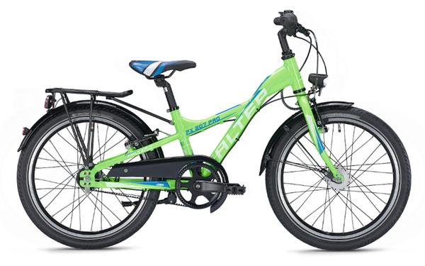 Falter FX 207 Pro 20 Zoll Y-Lite grün/blau Kinderrad %