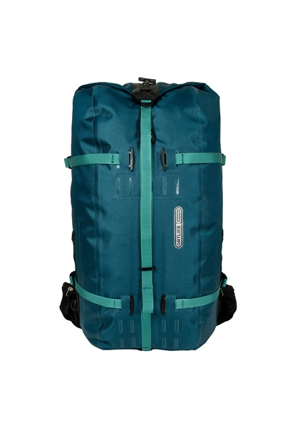 Ortlieb Atrack ST waterproof backpack women 25L petrol
