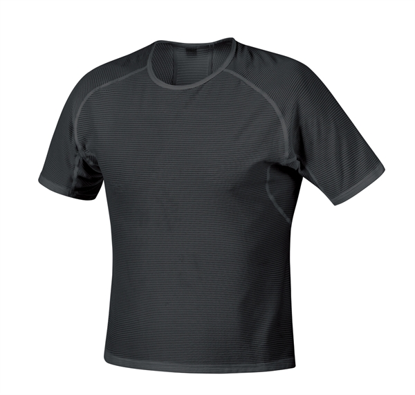 Gore Bike Wear Baselayer Shirt schwarz