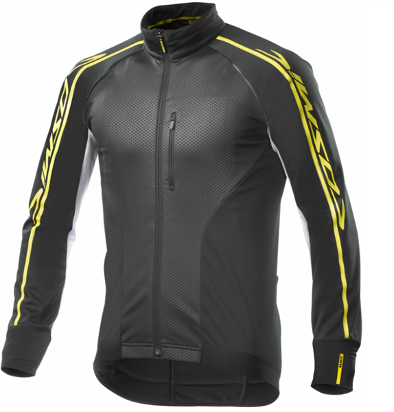 Mavic Cosmic Elite Thermo Jacket black/white