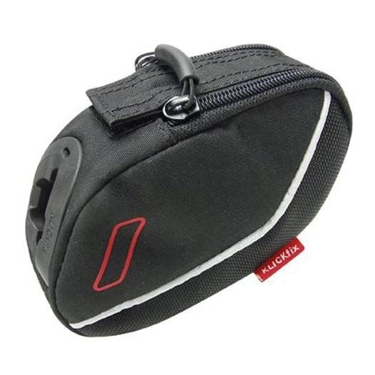Klickfix Integra Bag S Saddle Bag black