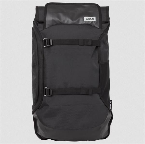 Aevor Travel Pack Proof Black 38 - 45 Liter waterproof