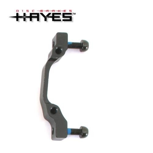 Hayes Disc Adapter IS to PM 160 front QR20