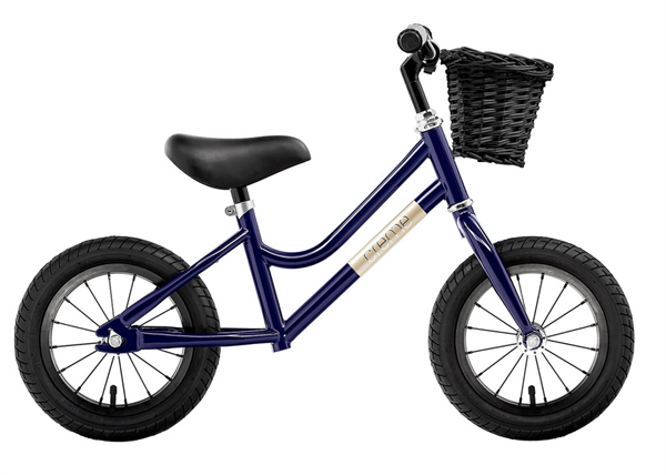 "Creme Cycles Micky 12"" Push-Bike bad boys blue"