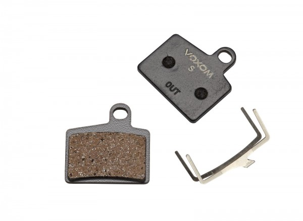Voxom Disc Brake Pads Bsc11 standard - Hayes RYDE, Dyno Sport