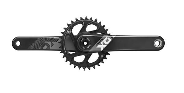 Sram X01 Eagle™ DUB Crank Set - 1x12-speed - 32T DM - black #varinfo