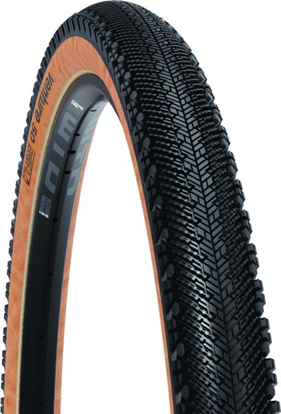 WTB Reifen Venture TCS 700c 50-622 Schwarz-Tan