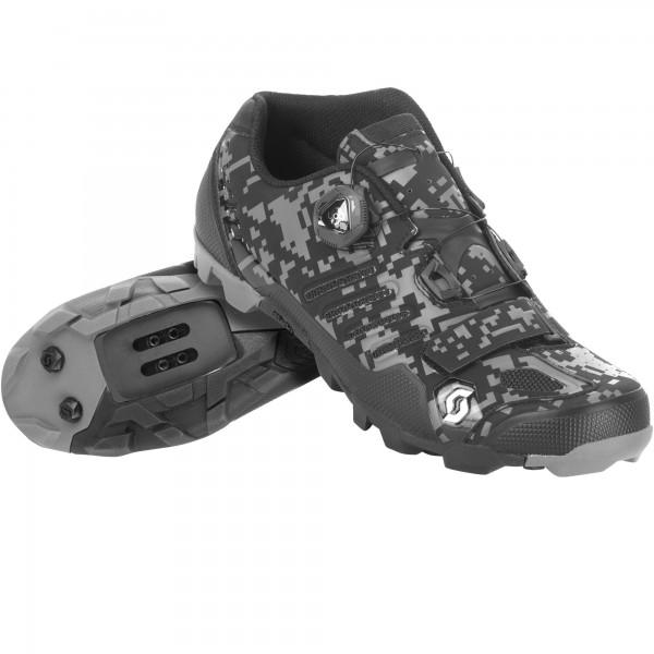 Scott MTB SHR-ALP RS Shoe black/matt anthracite