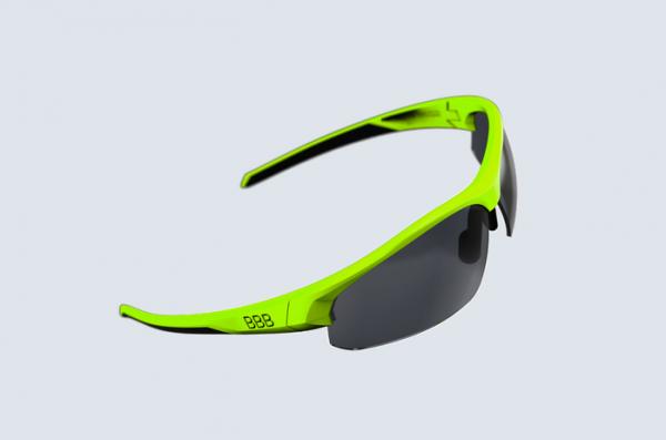 BBB Impress Sportbrille matt neongelb