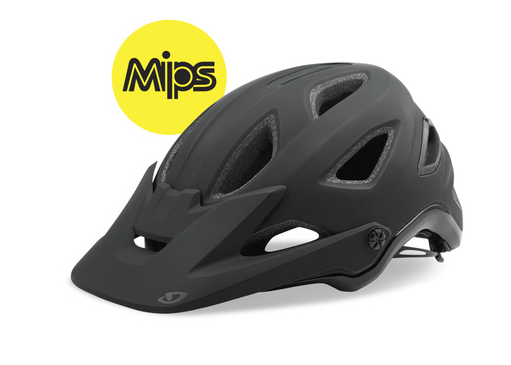 Giro Montaro Mips mat black/gloss black