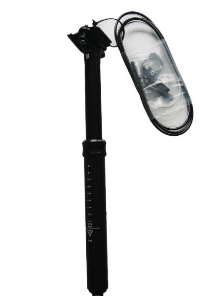 TranzX Vario-Seatpost JD-YSP12L Internal Remote 31,6mm