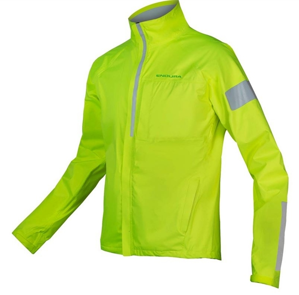 Endura Urban Luminite Jacket neon-gelb