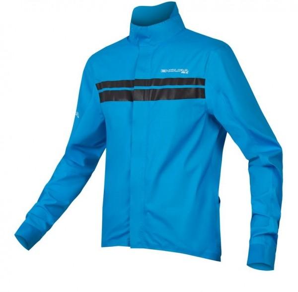 Endura Pro SL Shell Jacket II Regenjacke neon-blau